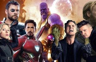 """Hình ảnh chính thức của các nhân vật trong Avengers 4 được hé lộ, Hulk sẽ có một bộ giáp mới cực """"chất"""""""