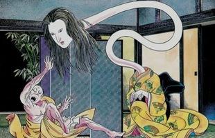 Tìm hiểu về Rokuro Kubi: Những con yêu quái cổ dài hơn cả hươu cao cổ