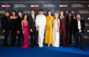 """Dàn """"phù thủy"""" của Sinh Vật Huyền Bí: Tội Ác Của Grindelwald rộn ràng tham dự lễ ra mắt phim tại London"""