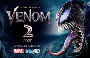 Quái vật cộng sinh Venom sẽ quay trở lại trong tương lai và mang đến nhiều điều bất ngờ