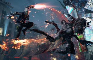 Đã có thể tải và chơi phiên bản miễn phí của Devil May Cry 5