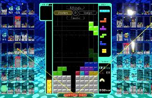 Đến cả game xếp hình Tetris huyền thoại giờ đây cũng có chế độ battle royale