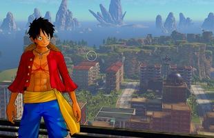 One Piece: World Seeker - Game chuyển thể từ truyện tranh tuyệt hay mà bạn không thể bỏ qua