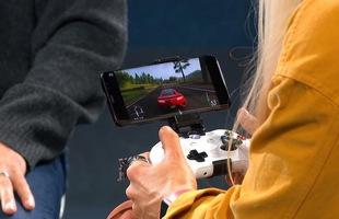 Đón đầu Google sớm 1 tuần, Microsoft trình diễn dịch vụ stream game xCloud: chơi game Xbox trên điện thoại Android