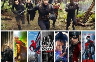 Số lượng đặt vé của 'Avengers: Infinity War' còn khủng khiếp hơn cả 7 phim Marvel trước cộng lại