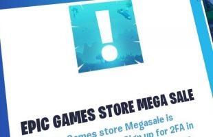 """Steam nên dè chừng: Epic Store sắp sửa mở đợt sale giảm giá """"khủng"""" đầu tiên"""