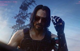 Vừa cho pre-order sớm, tựa game bom tấn Cyberpunk 2077 đã đứng đầu Steam
