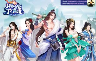 """Mộng Ảo Tu Tiên - Game mobile """"đỉnh nhất"""" dành cho fan cuồng """"tu tiên"""" chính thức ra mắt, tặng ngay 2000 Giftcode """"khủng"""""""
