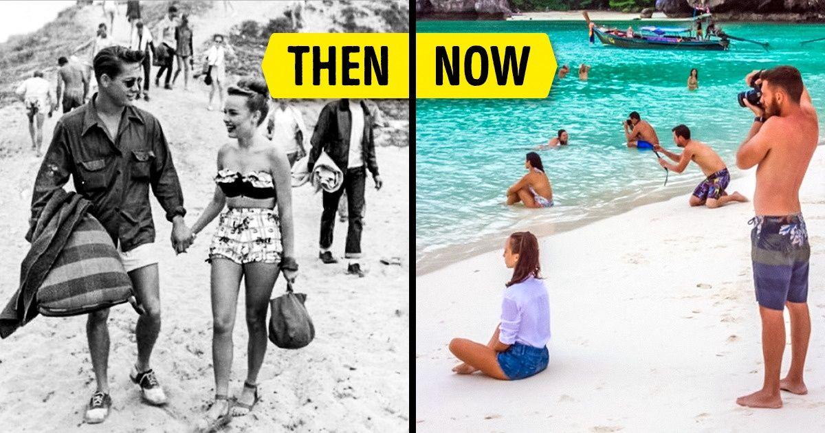 10 bức ảnh đặc biệt cho thấy thế giới đã thay đổi ra sao trong 50 năm qua