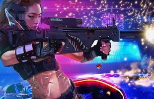 Cyberpunk 2077 giới thiệu kho vũ khí đa dạng, đặc biệt chưa từng có