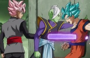 """Dragon Ball: 10 lần lâm vào cửa tử nhưng """"thánh may"""" Goku vẫn sống khỏe mạnh (P.2)"""