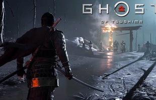 """""""Sởn da gà"""" với trailer tuyệt đỉnh của Ghost of Tsushima - Game bom tấn samurai hot nhất 2020"""