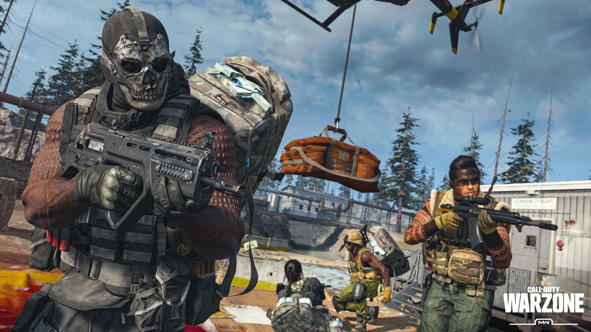 500.000 tài khoản Call Of Duty: Warzone đã