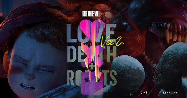 Love, Death & Robots 2: Cảnh nóng và bạo lực gây sốc trong chuỗi hoạt hình 18+ đầy ám ảnh