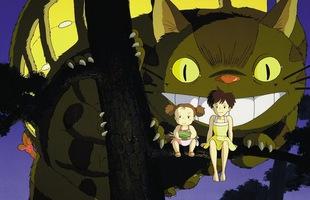 """Khám phá sự thật đáng sợ về Totoro- chú mèo """"sứ giả"""" của cái chết?"""