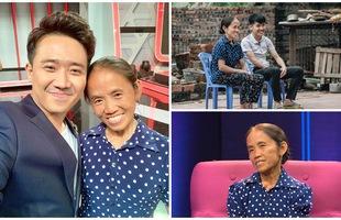 Bà Tân Vlog lại lên sóng truyền hình, chụp ảnh cùng Trấn Thành nhưng chiếc áo chấm bi mới là thứ khiến dân mạng trầm trồ