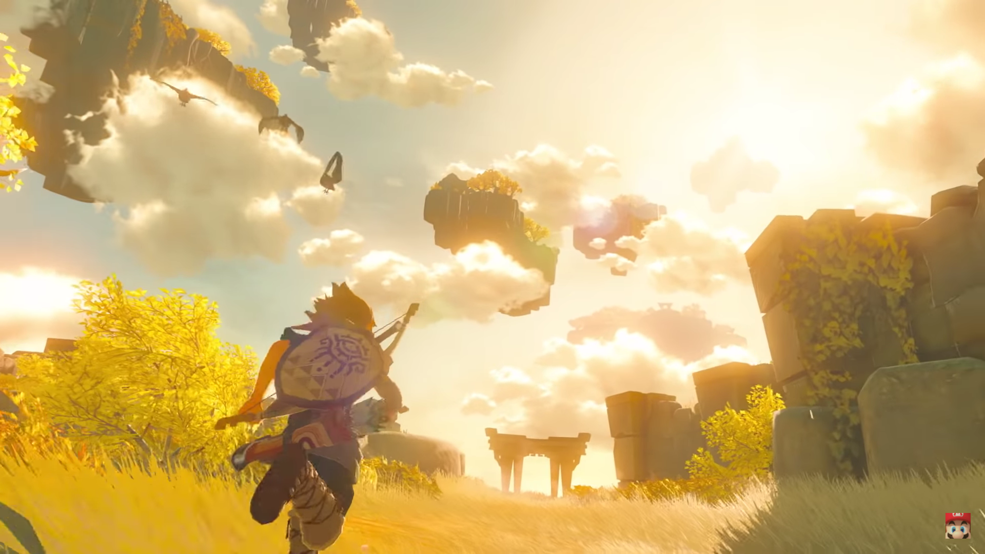 E3 2021: The Legend of Zelda: Breath of the Wild 2 công bố trailer mới