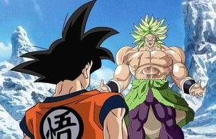 Hé lộ tạo hình của siêu Saiyan huyền thoại Broly trong Dragon Ball Super Movie