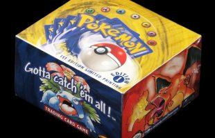 Đây là hộp thẻ bài Pokemon vừa được bán với mức giá… 1,3 tỷ đồng