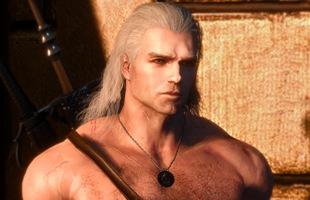 Henry Cavill bất ngờ xuất hiện trong The Witcher phiên bản game