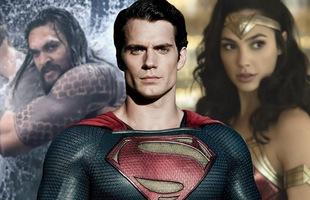 """Bỏ rơi"""" Superman, """"kế hoạch sửa sai"""" của vũ trụ siêu anh hùng DC ra sao?"""