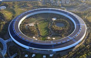 Cận cảnh Apple Park, trụ sở không hề 'gắn' vào Trái Đất của Apple, trị giá 5 tỷ USD