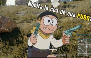 """Có thể bạn không tin, nhưng Nobita mới thực sự là """"cha đẻ"""" của PUBG?"""