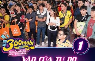"""Đại hội 360mobi 2020 - Hứa hẹn """"đốt cháy"""" làng game Việt những ngày đầu năm"""