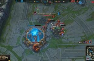 LMHT: QTV Gaming chính thức rớt hạng sau khi bị Yasuo của Adonis Esports hủy diệt ở Vòng Thăng Hạng