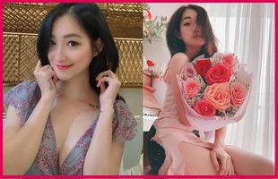 """""""Rụng tim"""" trước bản cover cực ngọt của nàng hot girl xinh chuẩn """"gái Hàn"""": Đã sexy lại còn hát hay, ai mà chịu cho nổi!"""