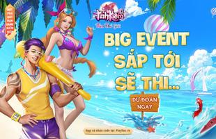 """Bỏng mắt với cuộc thi bikini của Tình Kiếm 3D hứa hẹn làng game Việt chuẩn bị đạt mức """"nóng đỉnh điểm"""""""