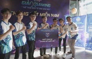 """Bùng nổ sức hút mang tên """"Xgaming - UEC 2021"""" - Giải đấu Thể thao điện tử Sinh viên hàng đầu hiện nay"""