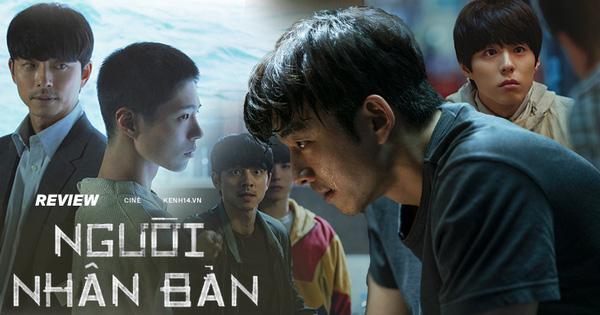 Người Nhân Bản: Gong Yoo và Park Bo Gum cũng không thể làm nên mùa xuân?