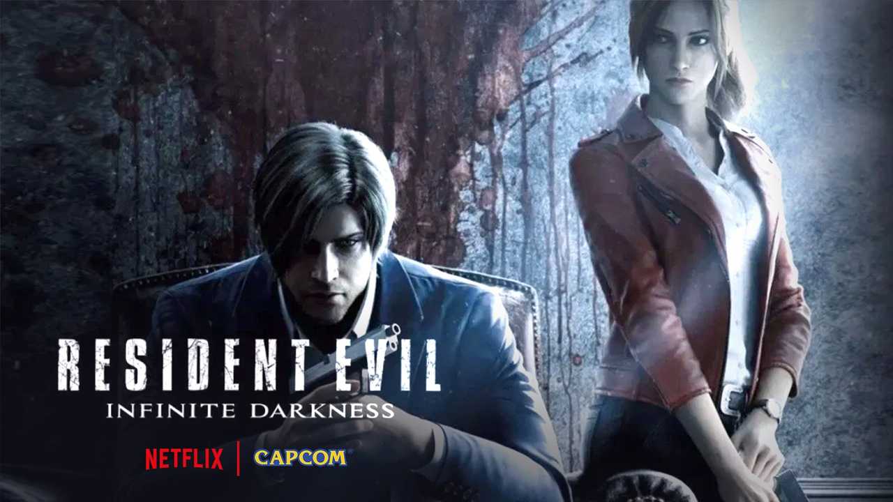 Netflix ra mắt trailer cho Resident Evil: Infinite Darkness