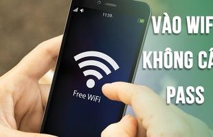 Mẹo hay giúp truy cập mạng Wifi nếu chẳng may quên mất mật khẩu