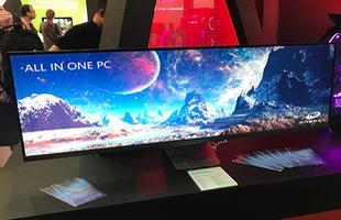 Giật mình trước bộ máy tính chiến game to khổng lồ mới của Colorful