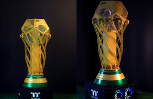 Chiếc PC kiêm cúp vàng World Cup này chắc chắn sẽ khiến bạn phải