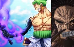 """One Piece: Mối """"duyên nợ"""" đầy trắc trở giữa thanh kiếm Diêm Vương với nguồn gốc của Kaido?"""