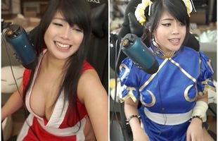 Ngược đời: Đổi gió ăn vận cosplay kín cổng cao tường, nữ streamer bị khóa kênh 3 ngày