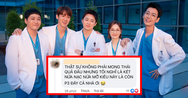 """Netizen thất vọng tột độ vì Hospital Playlist 2 kết thúc """"nửa nạc nửa mỡ"""": Chờ đợi quá lâu mà hụt hẫng quá nhiều!"""
