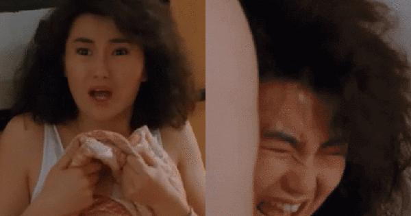 """Đệ nhất mỹ nhân Hoa ngữ suýt """"mất mạng"""" vì cảnh cưỡng bức: Bị bạn diễn 181kg """"lấy thịt đè người"""", xem mà muốn tắt thở giùm"""