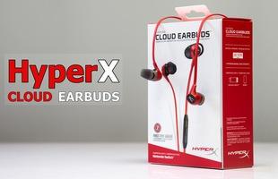 Đánh giá Cloud Earbuds - Tai nghe nhỏ gọn thoải mái nghe cực hay của Kingston HyperX