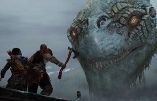 Những con rắn siêu to khổng lồ từng xuất hiện trong thế giới game