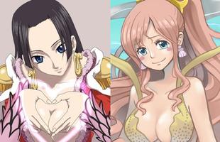 One Piece: Không phải Luffy, nhân vật làm khó Oda khi vẽ nhất hóa ra là hai đại mĩ nhân xinh đẹp này
