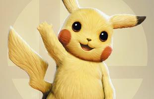 """Bất ngờ với hình ảnh Pikachu, Mewtwo hay Bowser mang phong cách """"God of War"""""""