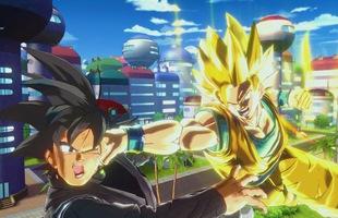Xuất hiện tựa game Dragon Ball mới với phong cách nhập vai, hành động ARPG