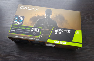 Đánh giá GALAX GTX 1660 SUPER 1 CLICK OC: nhìn thì tưởng không ngon nhưng lại ngon không tưởng