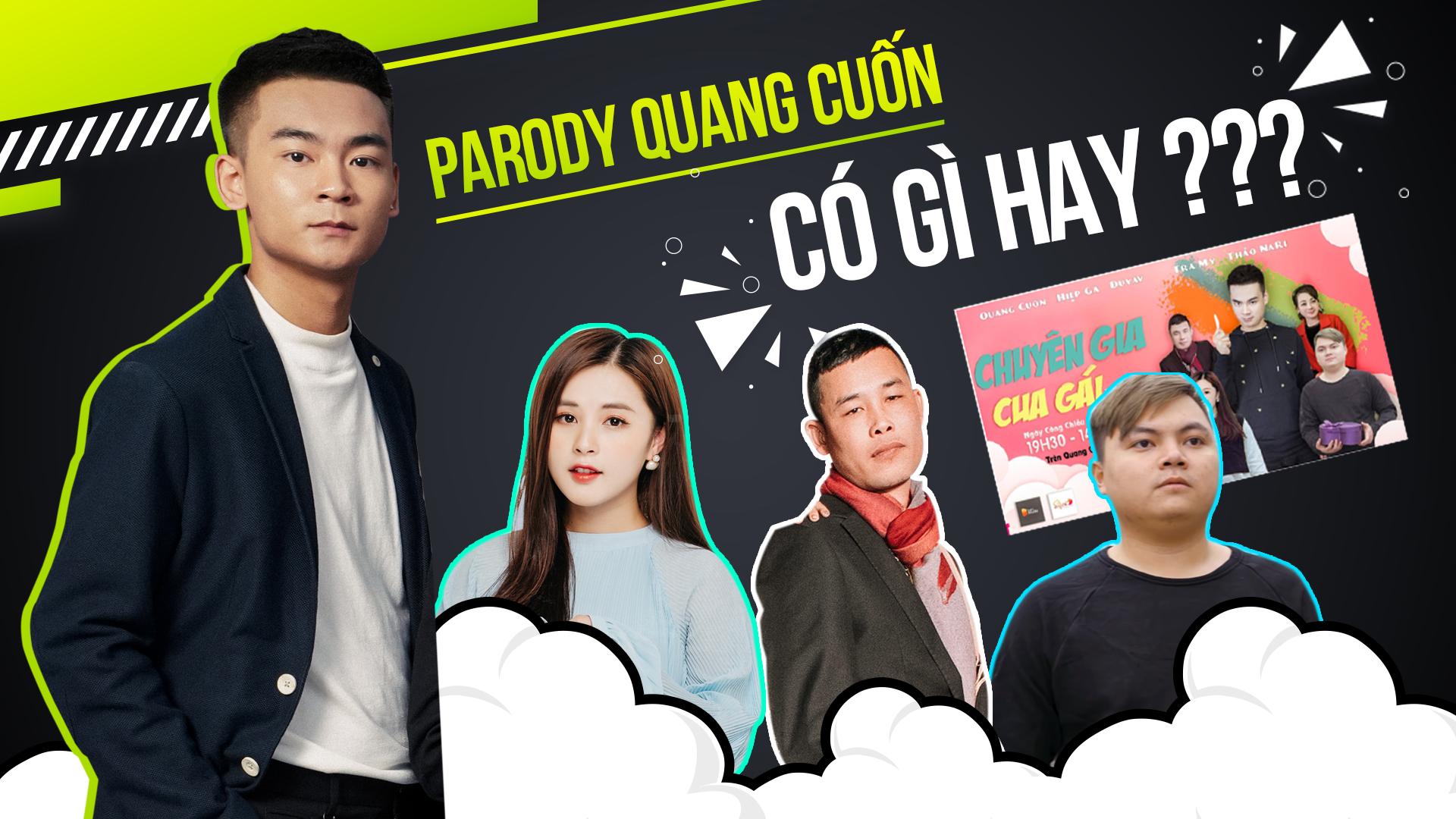 Lần đầu cất giọng, Quang Cuốn đã thu về nửa triệu views cho MV nhạc chế