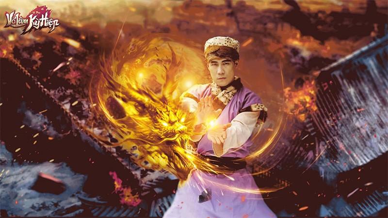 Ca sĩ Khánh Phương bất ngờ đăng đàn lập bang, tuyển hội trong group Võ Lâm Kỳ Hiệp