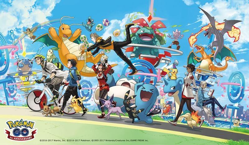 Pokemon GO: Top 5 Pokemon mạnh nhất tính đến tháng 6/2021